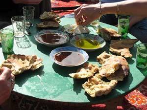 Marokko Speisen