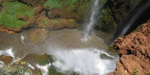 hoher atlas wetter