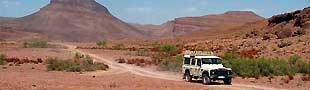 Marokko Spur der Wüste