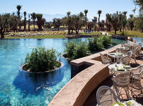 Hotel Beachcomber Royal Palm Marrakesch